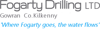 Fogarty Drilling Ltd. - Where Fogarty goes, the water flows